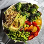 Might a Vegan Diet Be Healthy, or Even Healthier?