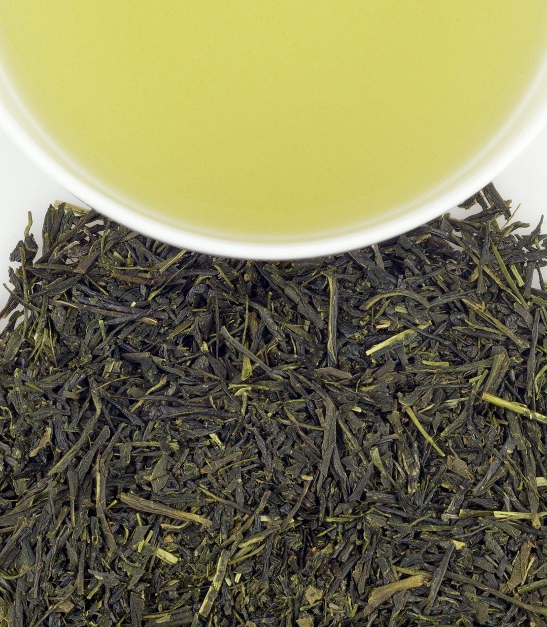 Japanese Green Sencha Tea