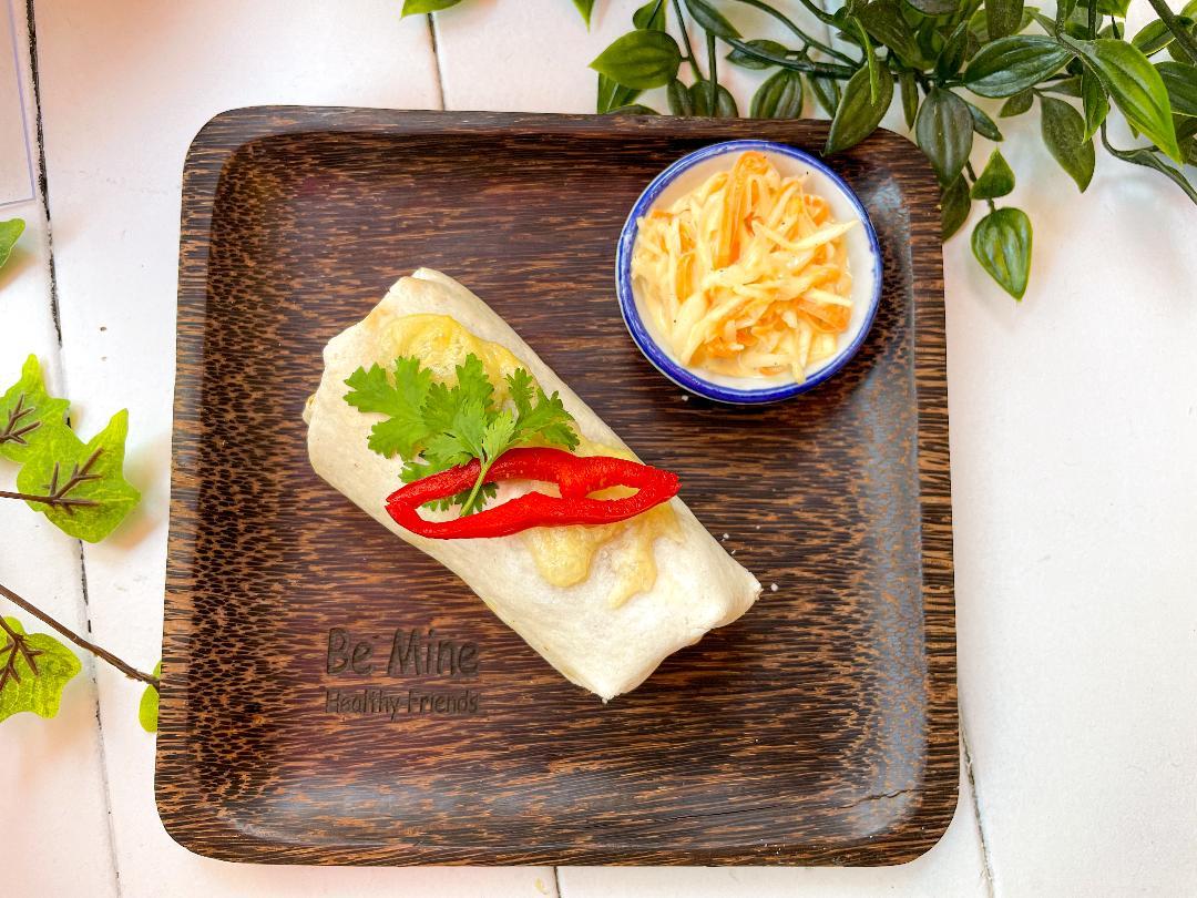 Vegan Mayo TOONA Wrap