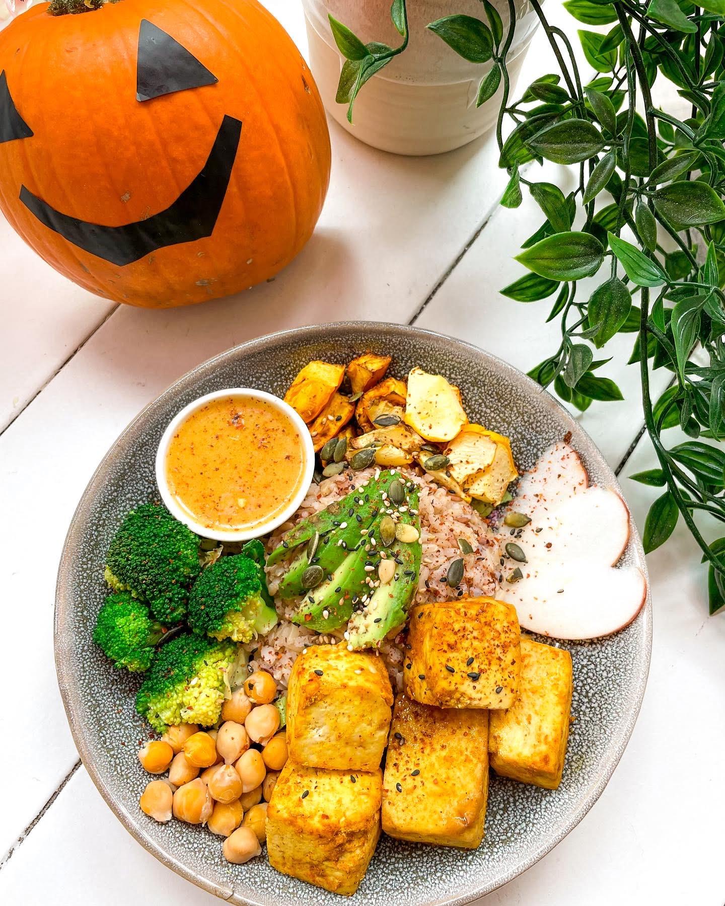 Pumpkin Fall Bowl